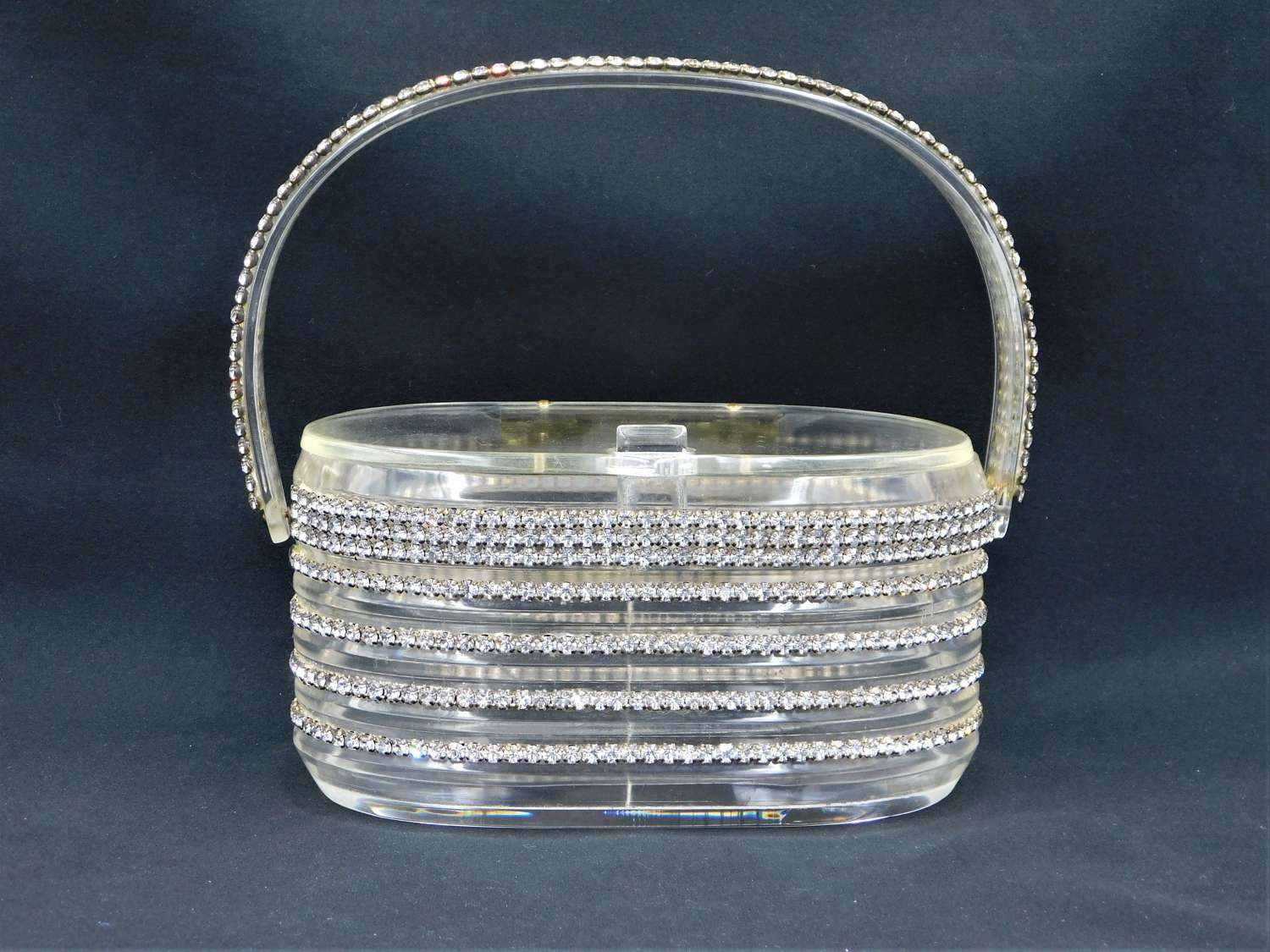 Wilardy Lucite Bag