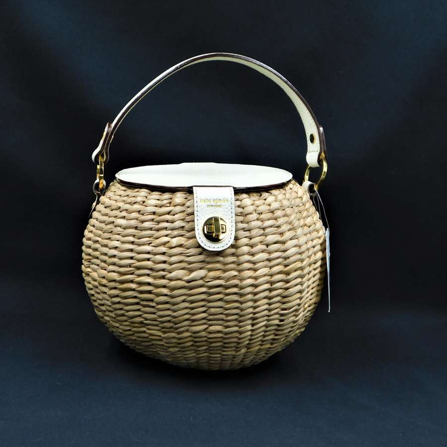 Kate Spade USA Darby Basket Bag