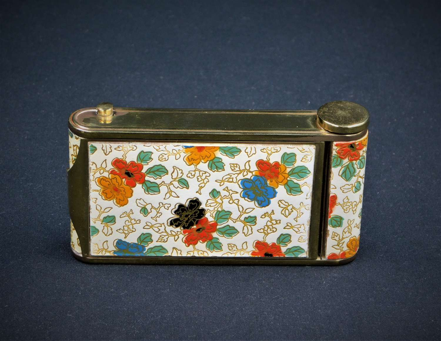1930's Camera Style Vanity Compact