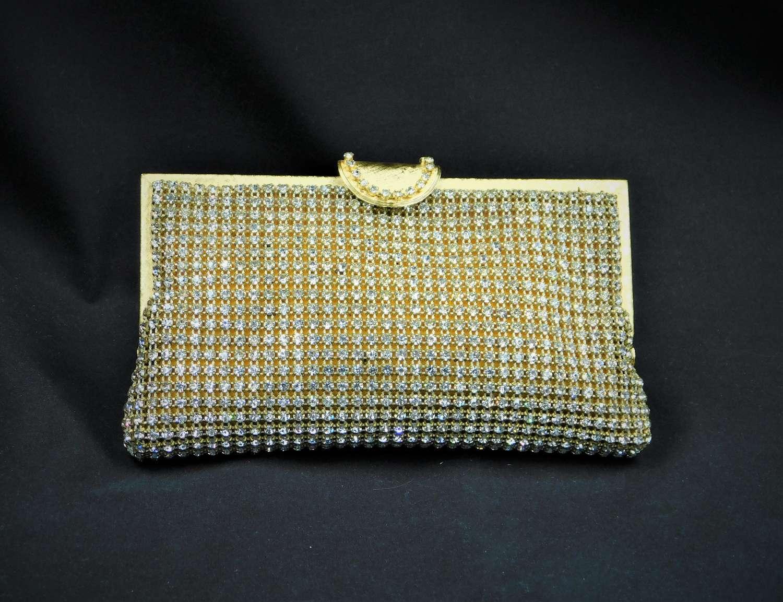 Oroton Diamante Clutch Bag
