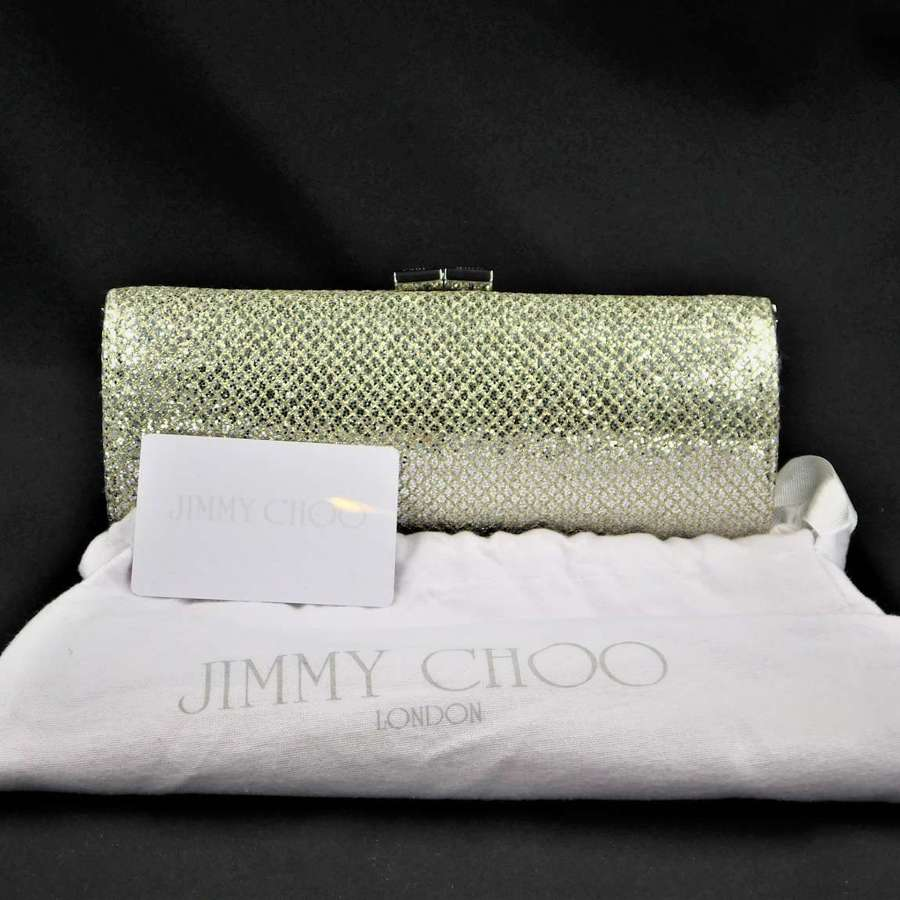 Jimmy Choo Tubu Clutch Bag