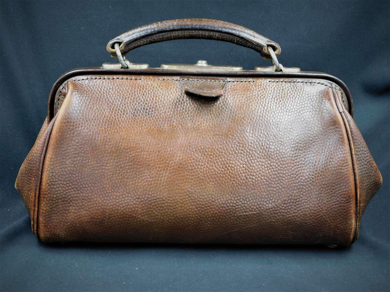 Antique Gladstone Bag