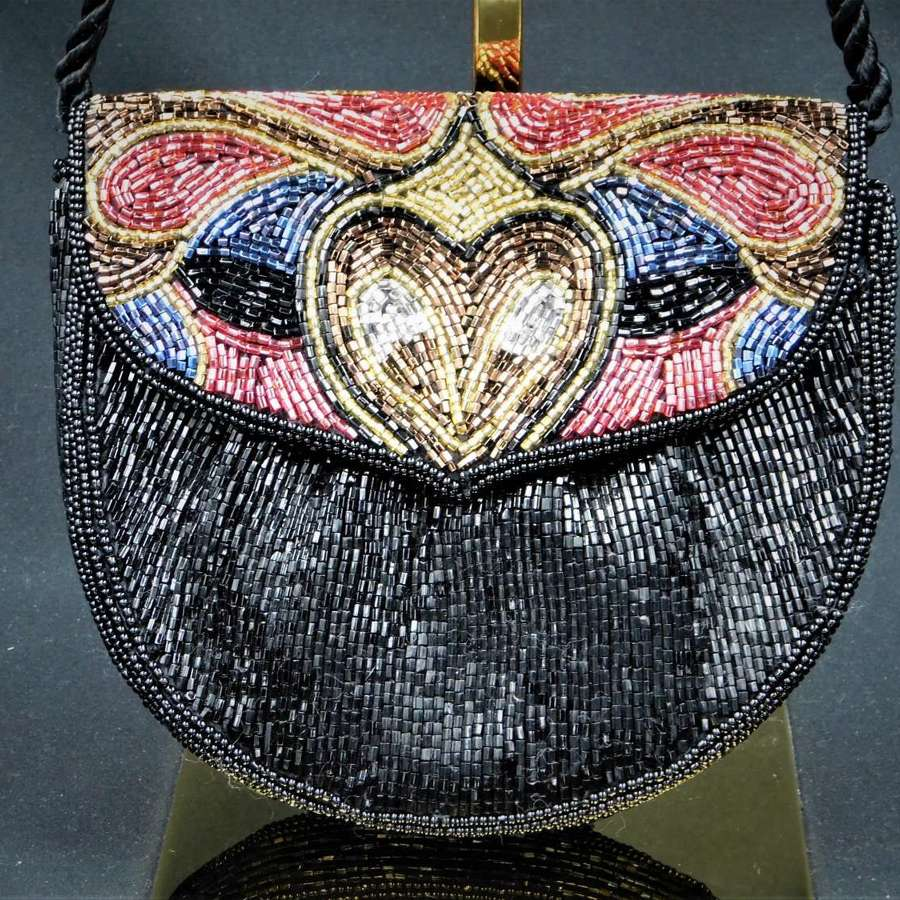 Fabulous Beaded Evening Bag